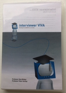 Professors Gina Wisker and Peter Hartley's 'Interviewer Viva' software
