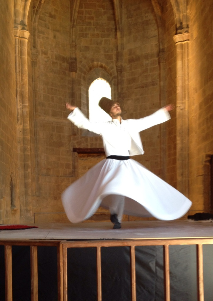whirling dervish © ibrar bhatt