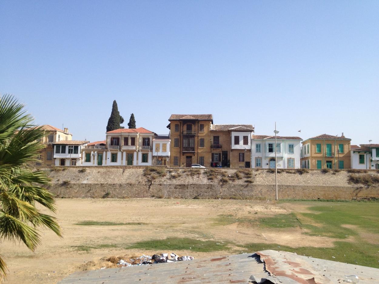 derelict homes buffer zone © ibrar bhatt