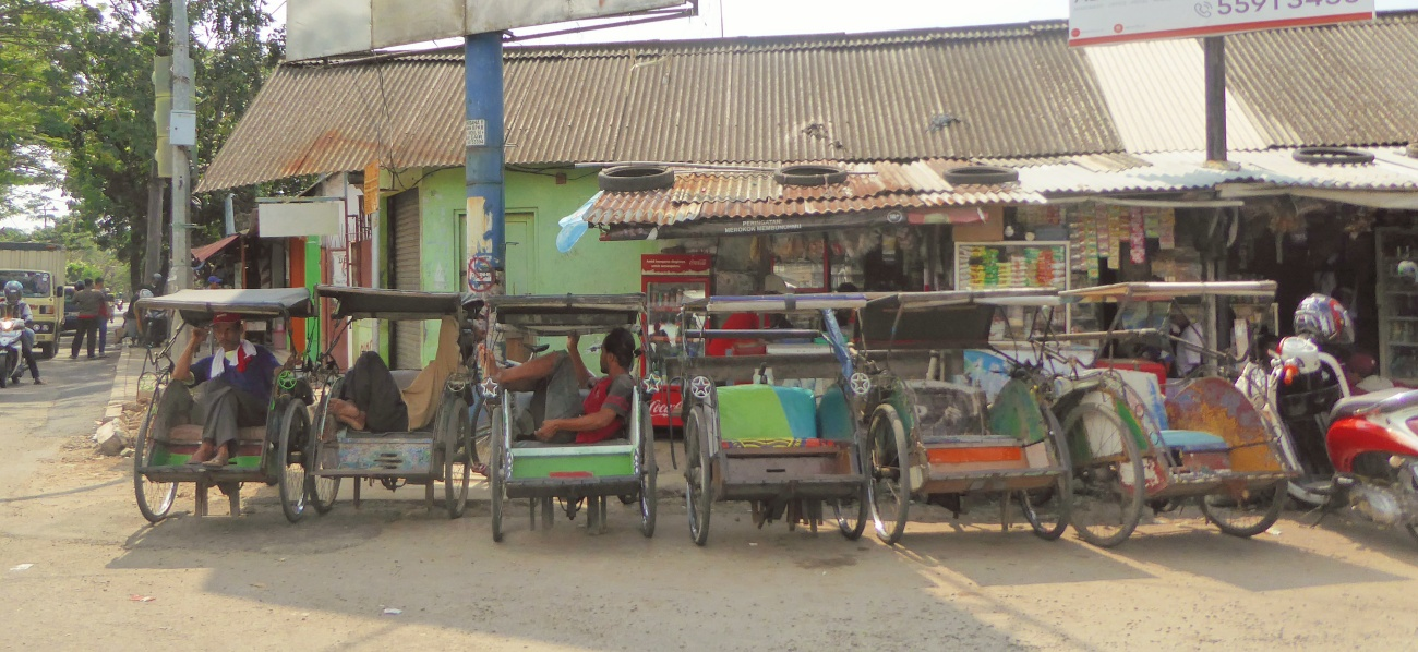 rickshaw siesta by ibrar bhatt
