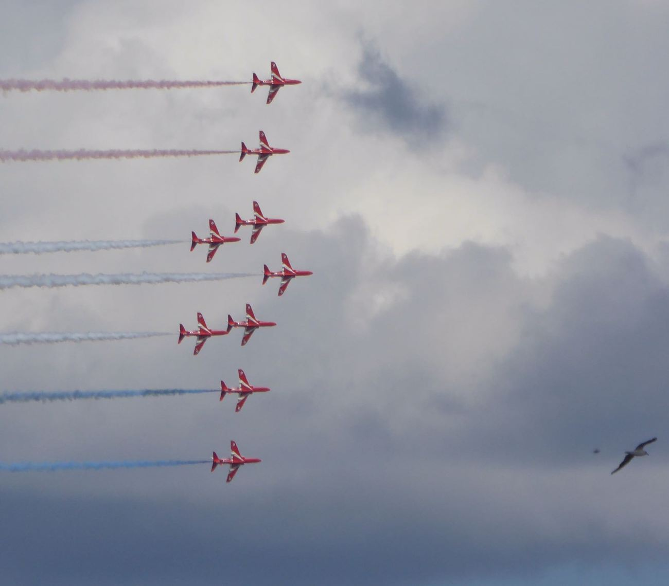 Newcastle (Co Down) airshow